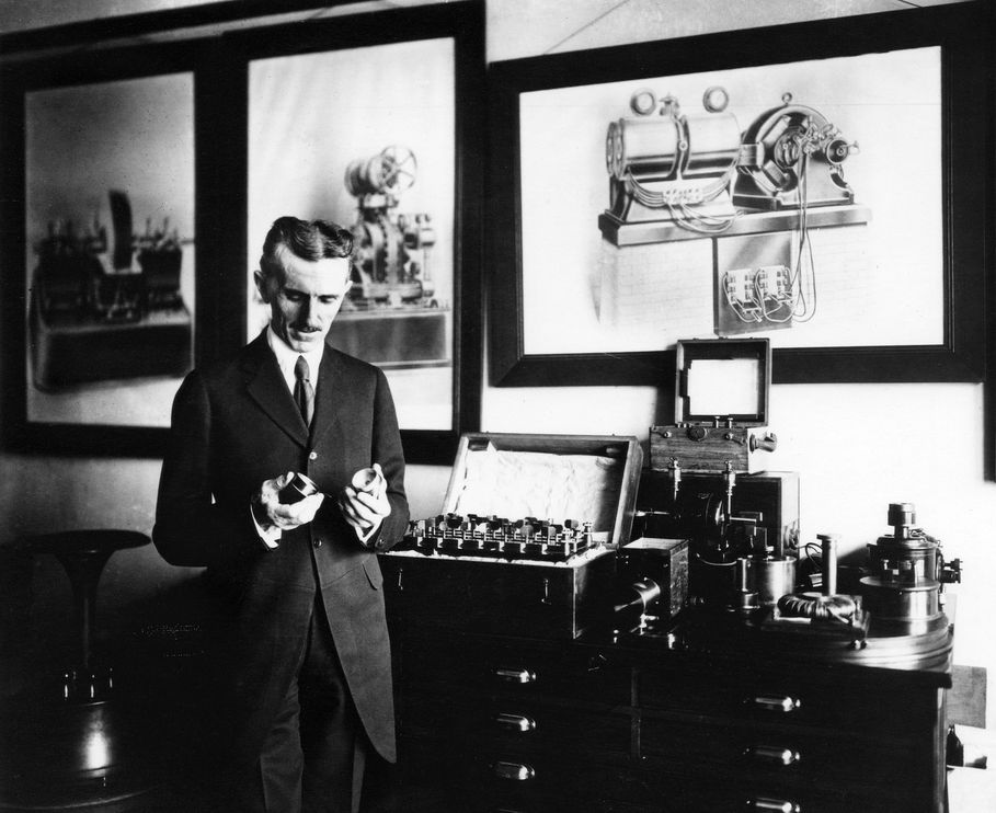23 Facts About Nikola Tesla