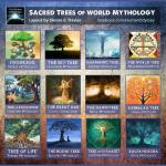 12 Sacred Trees Of World Mythology And Their Meaning