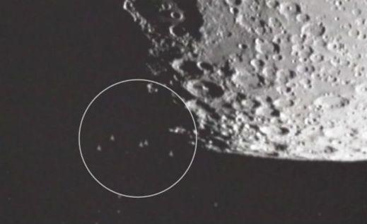 Risultati immagini per Aliens Hiding On The Moon
