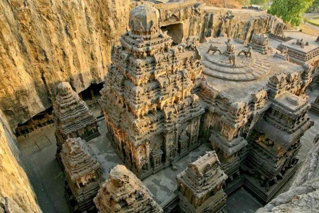 Ancient Hindu Temple