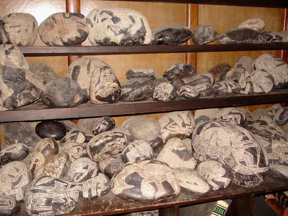 Ica-stones
