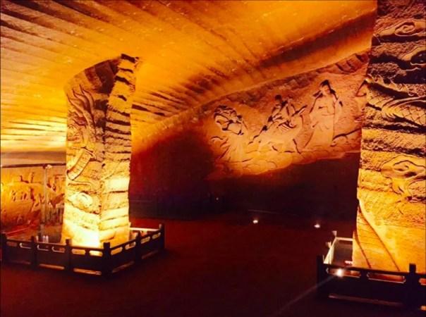 Longyou-cuevas-antigua-anunnaki-1