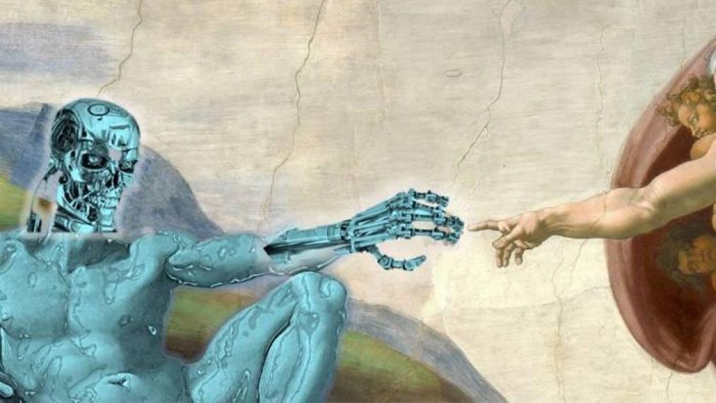 God AI - La inteligencia artificial reemplazará a los humanos...BeCurious!