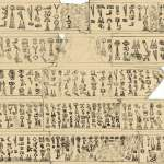 Researchers decipher 3,200-year-old stone slab which offers insight on lost ancient civilization