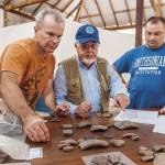 Archaeologists find what could be the oldest pottery in America