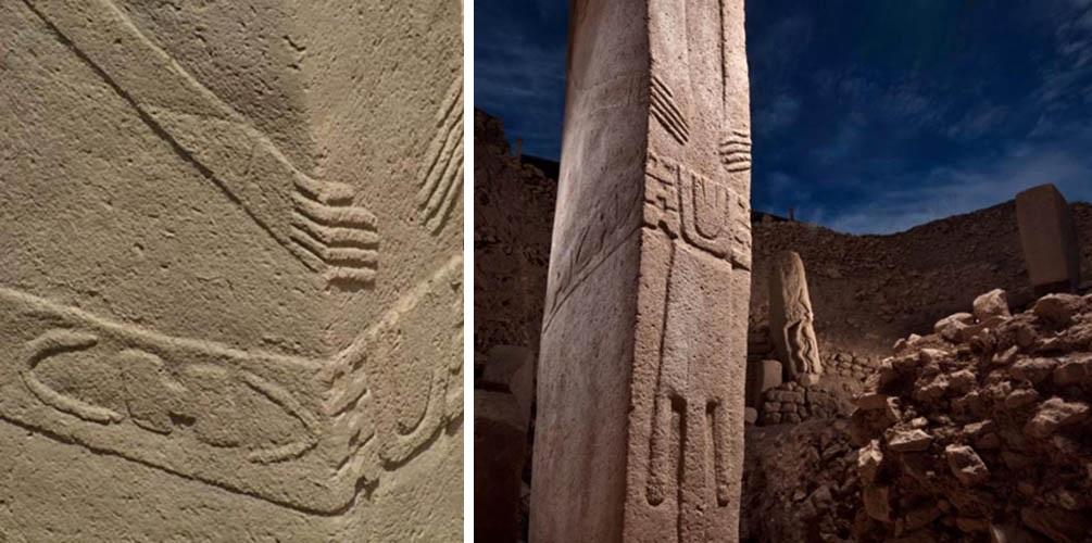 Inexplicable Similarities Between Göbekli Tepe Easter