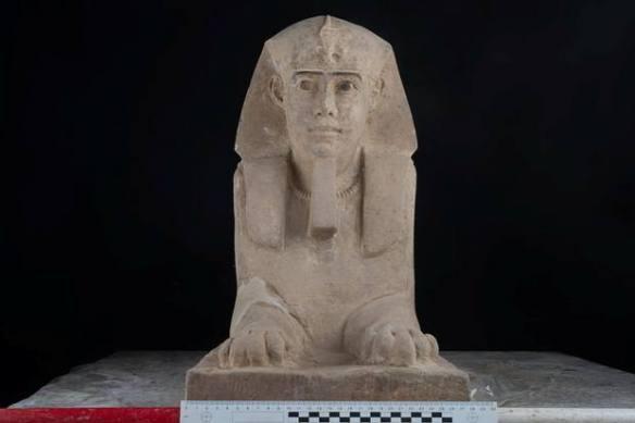 Kom Ombo Sphinx
