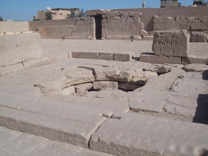 Abydos Absolution Well