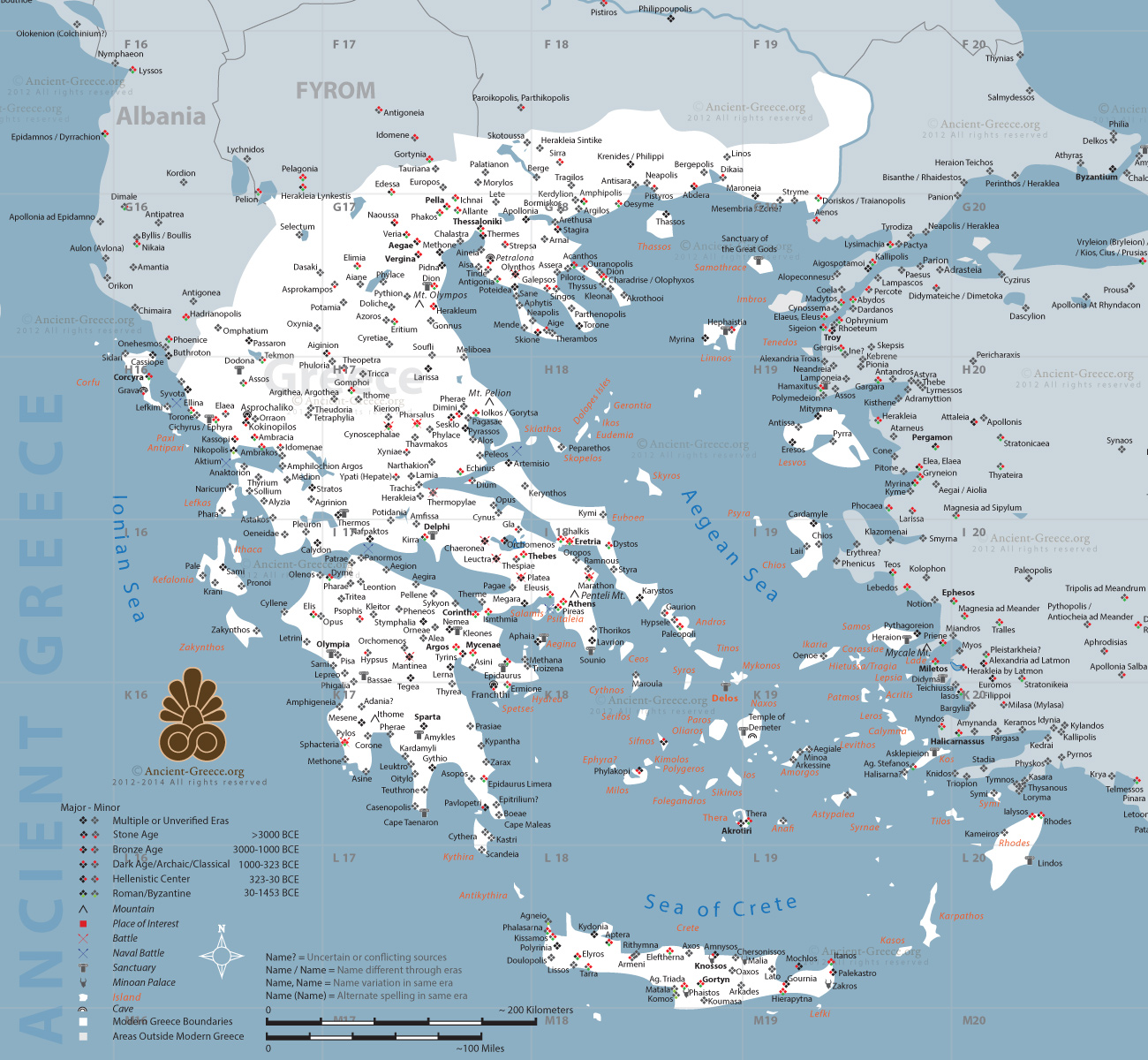 The History Of Ancient Greece Podcast 001