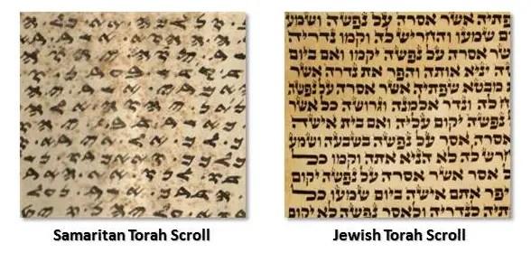the paleo hebrew alphabet