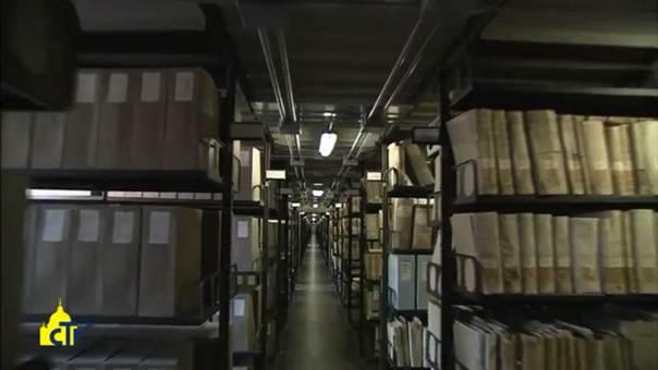 Los Archivos Secretos del Vaticano son el repositorio central de la Ciudad del Vaticano para todos los actos promulgados por la Santa Sede. (Centro Televisivo Vaticano/CC BY 3.0)