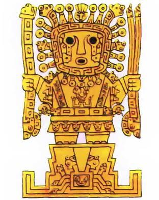 Dios Inca Inti