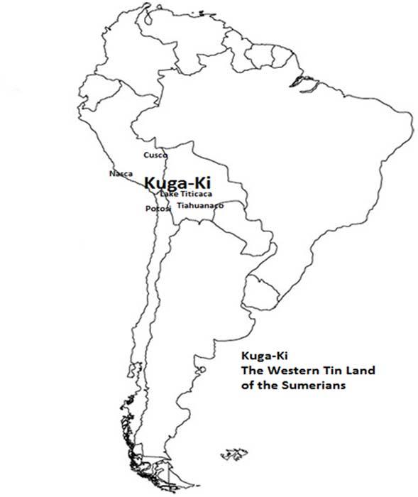 Kuga-Ki, el País del Estaño de los antiguos sumerios (cortesía del autor)