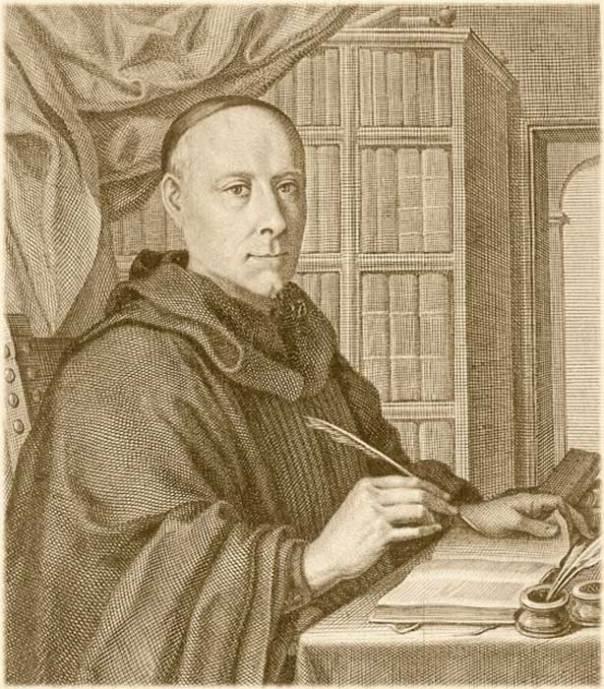 Retrato de Benito Jerónimo Feijóo y Montenegro. (Dominio público)