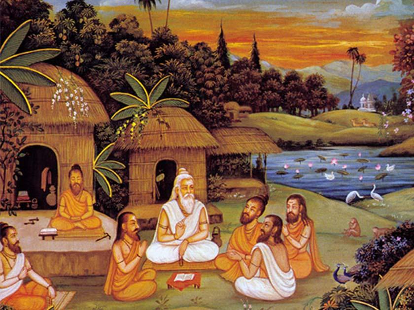 Hay quien cree que los Vedas fueron transmitidos a los sabios por Dios, mientras que otros creen que su mensaje fue revelado a los propios sabios. (Non-random-Thoughts)