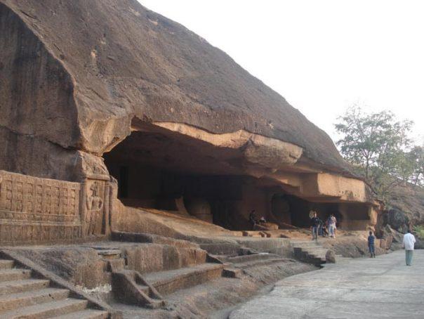 Portada-Cuevas de Kanheri, Bombay. Fotografía: ( Flickr / CC BY-NC-ND 2.0)