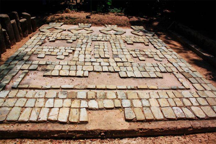 ancient altar of pre-Mayan culture.  Source: Arthur Verea / Adobe Stock.