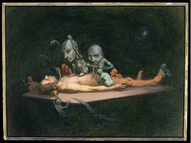 Demonios, Diablos y Criaturas Peligrosas del Pseudomonarchia Daemonum