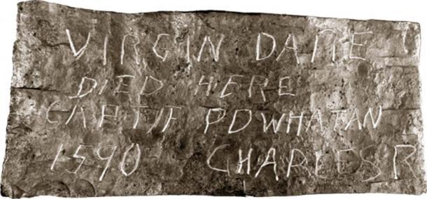 Una de las otras piedras dice: