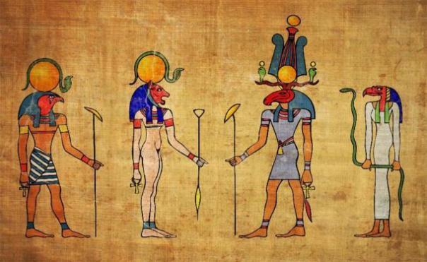 Dioses egipcios (siloto/ Adobe Stock)