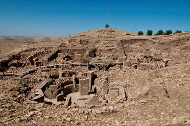 Sitio arqueológico de Gobekli Tepe, sur de Turquía. (CC BY-SA 3.0)