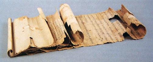 I Dunhuang Manoscritti