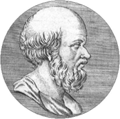 Eratostene, come immaginato da un artista successivo.