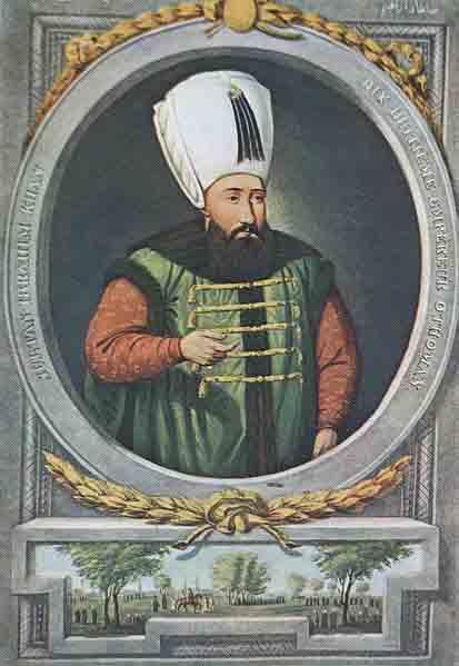 Божевільний султан - Ібрагім Османської імперії.  (Публічний домен)
