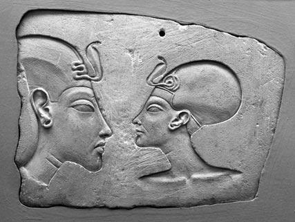 Wilbour Plaque nefertiti 0 - La búsqueda para encontrar Nefertiti, reina del Nilo