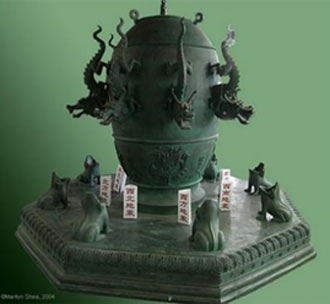 The incredible 2000-year-old earthquake detector