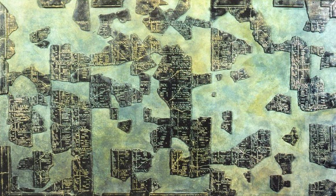 Coligny Calendar:  The 1,800-Year-Old Lunisolar calendar banned by the Romans