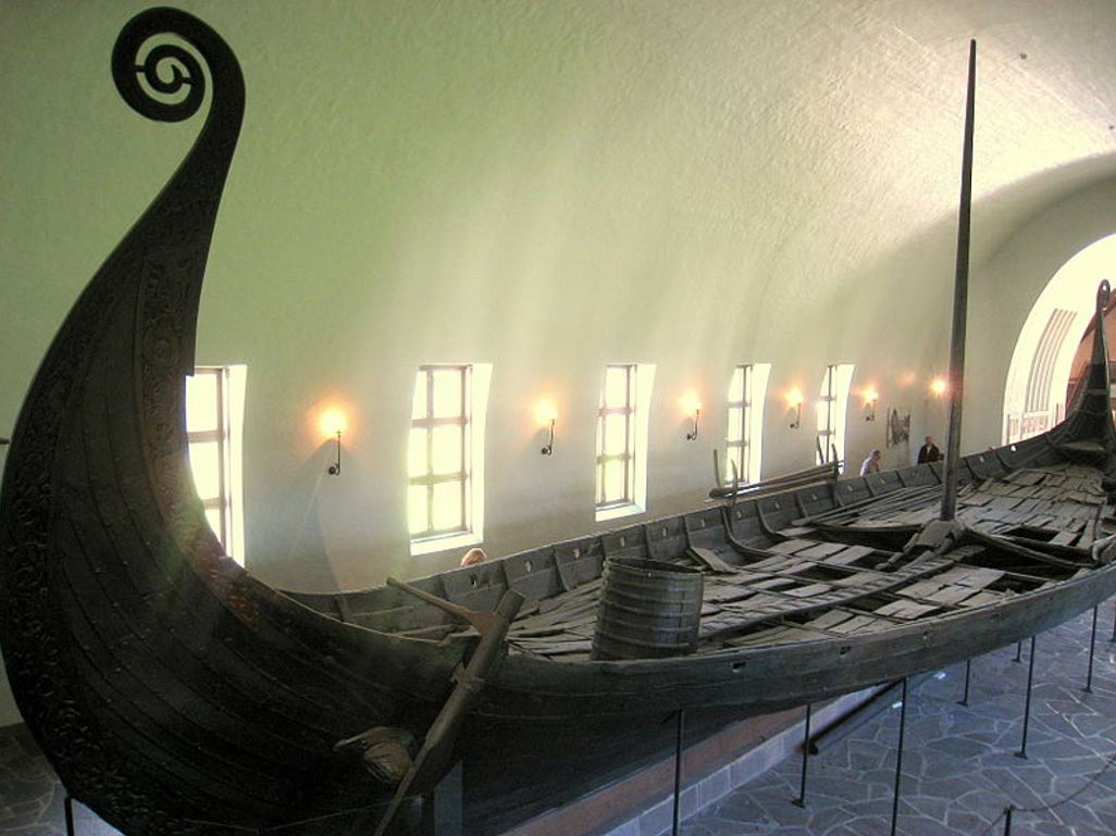 The Oseberg Ship Burial