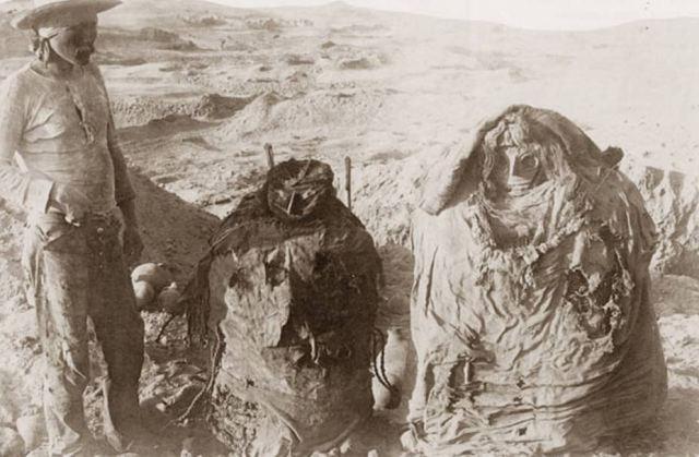 Pachacamac mummies of Peru - Las momias poco conocidas de Pachacamac...Peru