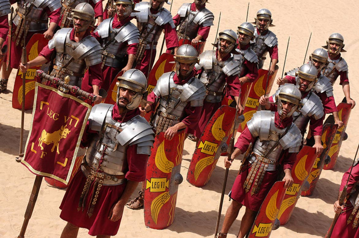Oldest Roman Military Camp Discovered In Italy Was Built