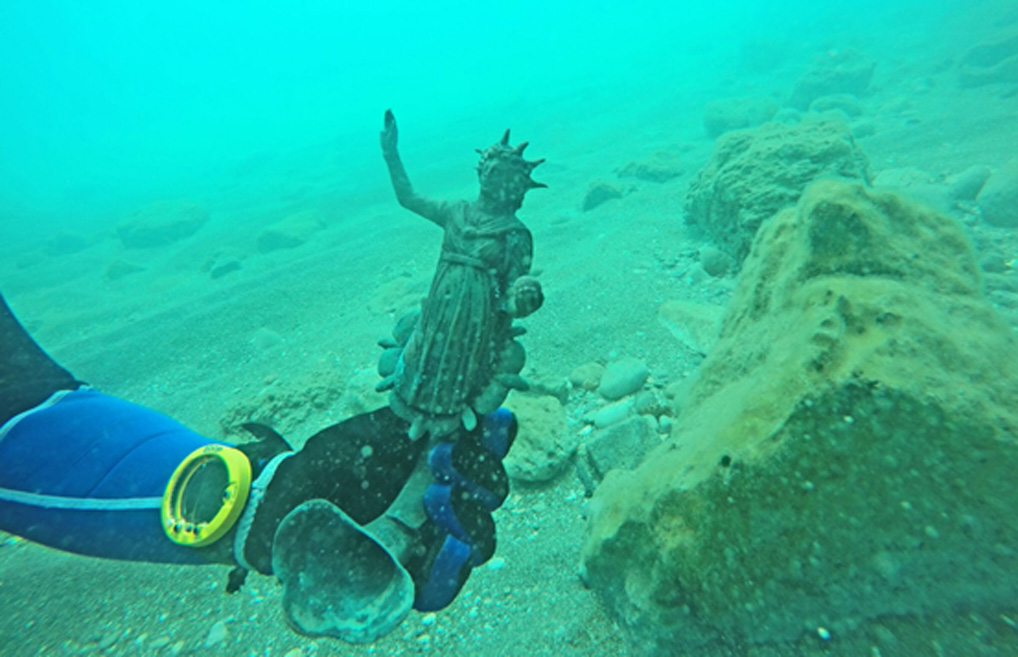 1600-Year-Old Cargo of a Roman Merchant Ship has been Discovered in Caesarea
