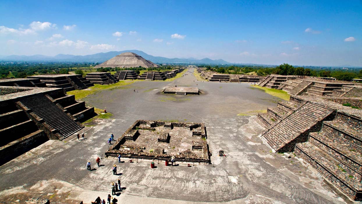 Did Spanish Spin Doctors Change The Name Of Teotihuacan To