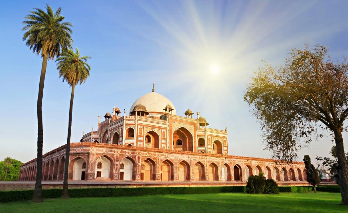 The Tomb Of Humayun The Garden Tomb That Inspired The Taj Mahal