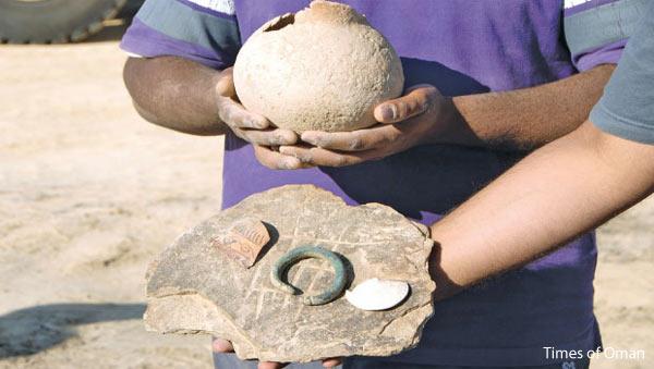 Ancient artifacts found in Oman.jpg