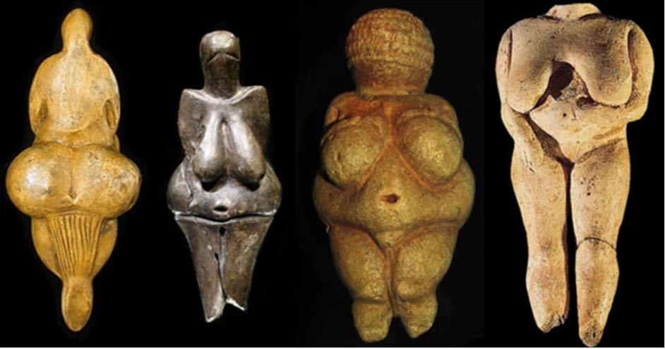 Estatuilla de 23.000 años de antigüedad hallado en Francia se suma a misteriosa colección de figuritas de Venus ''