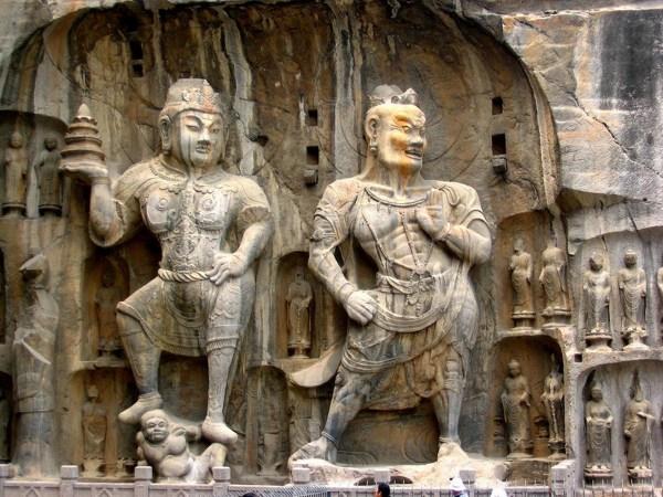 Longmen Grottoes China Ancient Origins