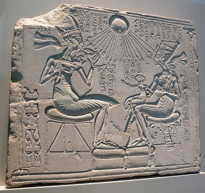 nefertiti akhenaten altar The Mysterious Disappearance of Nefertiti, Ruler of the Nile