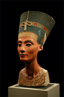 nefertiti bust The Mysterious Disappearance of Nefertiti, Ruler of the Nile