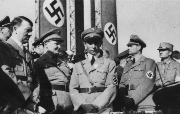 Adolf Hitler and several of his colleagues firmly believed in the Hollow Earth Theory.