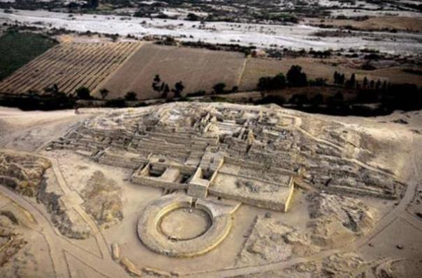 Mohenjo Daro en Pakistán - la planificación de la ciudad