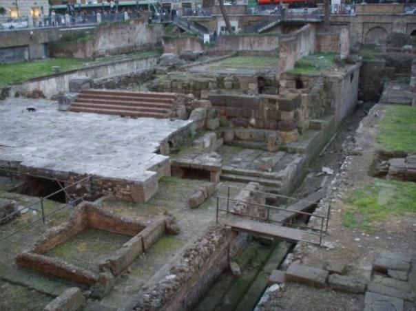 Área Sacra - templo C