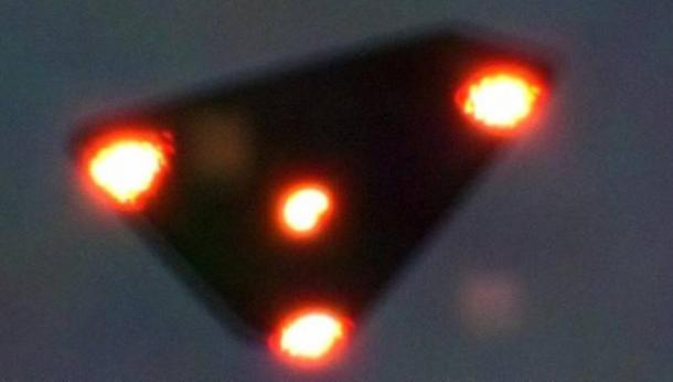 Belgium UFO wave, Petit Rechain Belgium