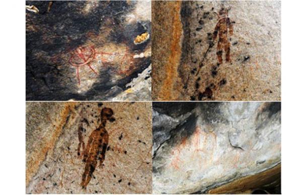 Pinturas rupestres de 10.000 años de antigüedad reflejan la creencia que no estamos solos