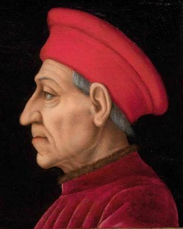 Cosimo de Medici.