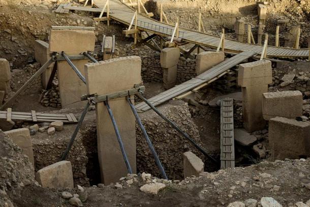 Gobekli Tepe sito archeologico.