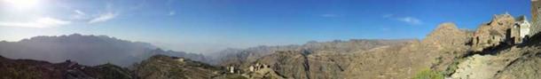 A Haraaz-landscape